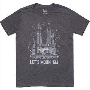 Lootcrate Firefly Lets Moon 'Em T-shirt XL